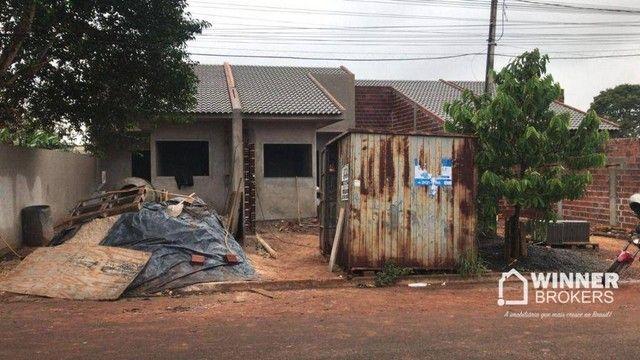 Vende-se Casa no Jardim Universal Sarandi-PR