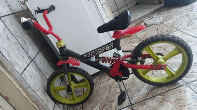 Vendo ou troco Bicicleta aro 14