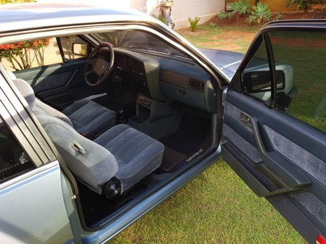 Monza SL/E 2.0 de 1989. Carro antigo, conservado, de Família e com baixa quilometragem. - Foto 7