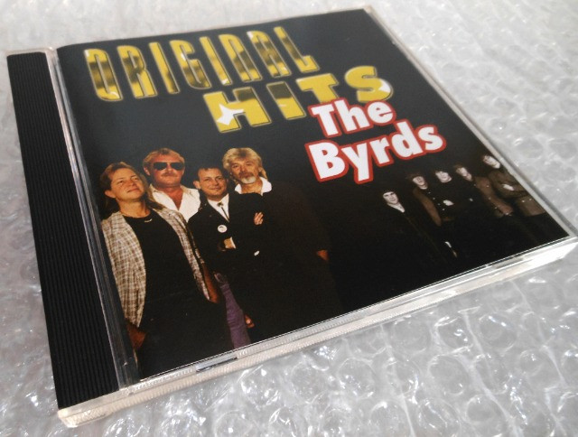 Cd The Byrds - Original Hits - Foto 5