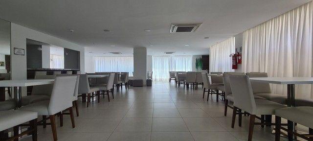 Excelente Apartamento Andar Alto com 3 suítes 141 m2 Lagoa Nova  - Foto 12