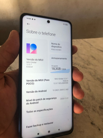 Xiaomi POCO 128 gb - Foto 3