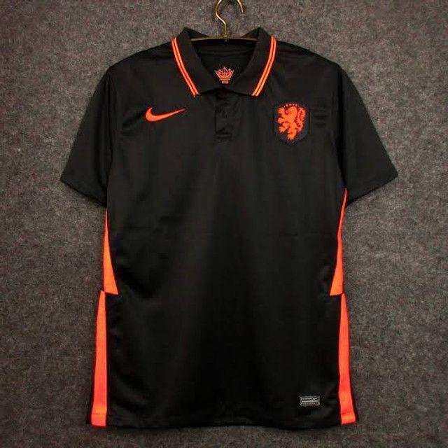 Camisa de time Holanda Nike