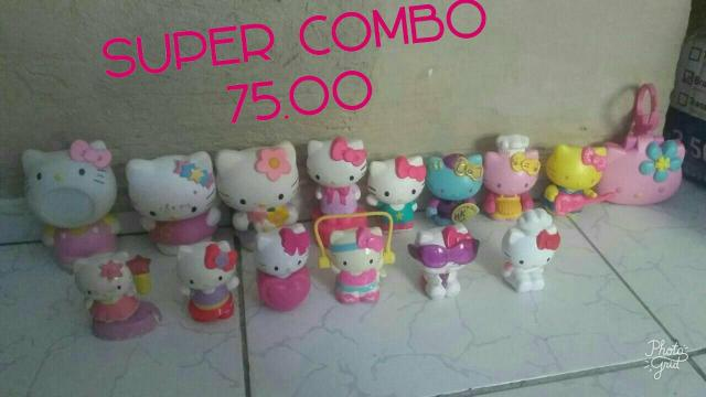 Hello Kitty- colecao super completa