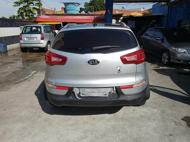 kia sportage top de linha 2011 carros jardim santa cruz s o paulo olx. Black Bedroom Furniture Sets. Home Design Ideas