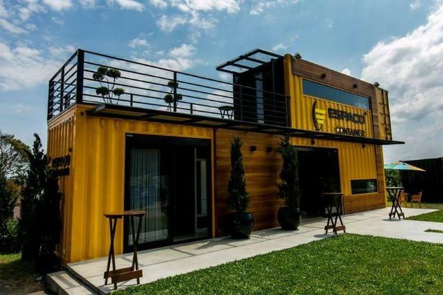 Casa Container 180 S Pronto Para Uso Outros Itens Para