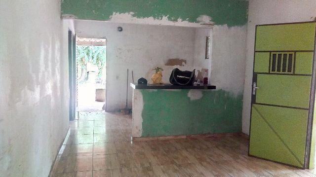 Casa na zona rural