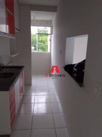 Cond. Residencial Via Parque, Rua Violeta Bl. 08 APT. 304