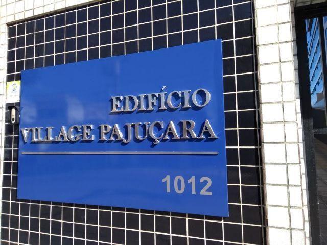 Edf Village Pajuçara - 5º andar de frente- 3 quartos, 1wc