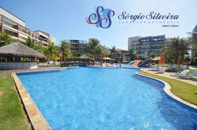 Oportunidade 3 quartos Apartamento no Porto das Dunas 107m Beach Living
