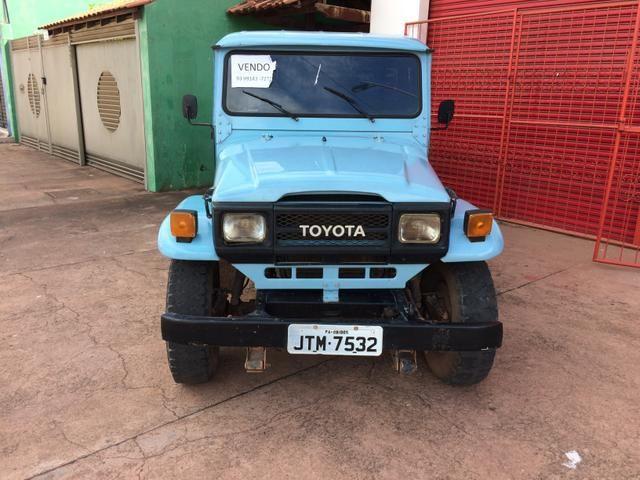 Toyota bandeirantes cabine dupla