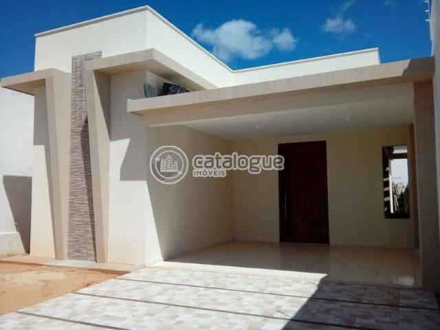 Casa nova em Cidade Verde - 159,38m²