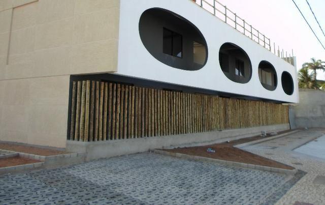 Flat Juan Miró 2 quartos - 50 metros da praia de Ponta Negra