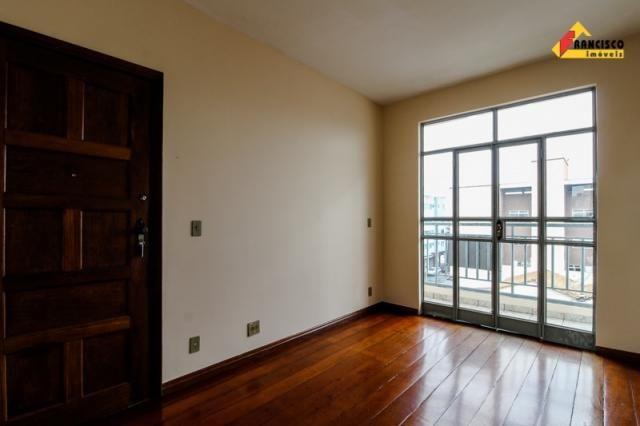 Apartamento para aluguel, 3 quartos, 1 vaga, catalão - divinópolis/mg - Foto 4