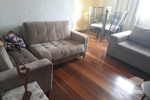 Apartamento à venda com 3 dormitórios em Salgado filho, Belo horizonte cod:249666 - Foto 3