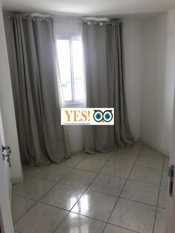 Apartamento 3/4 para Aluguel Cond. Senador Life - Olhos D´agua - Foto 4
