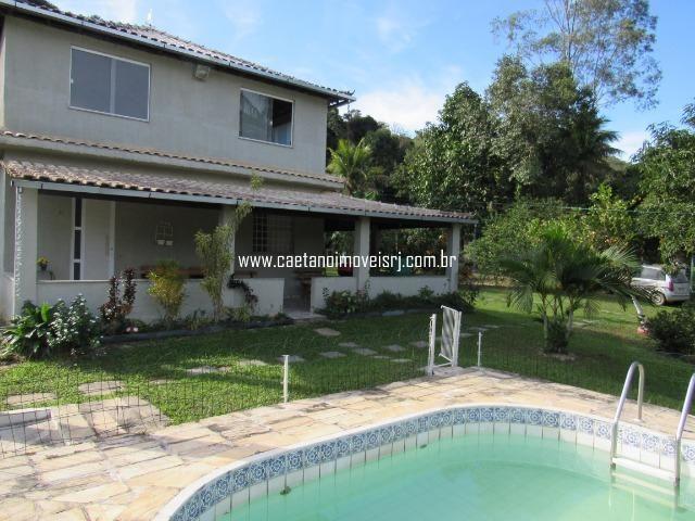 Caetano Imóveis - Sítio de luxo localizado em condomínio de alto padrão (confira!) - Foto 8