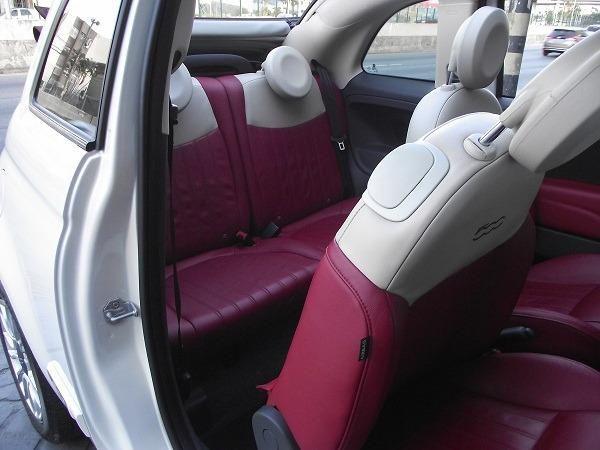 Fiat 500 Cabrio Air 1.4 Automático Conversível 13/14 Branco Cód. 7272 - Foto 18