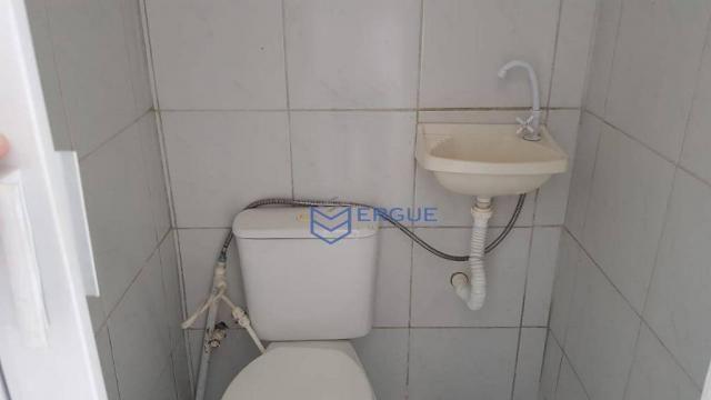 Ponto à venda, 116 m² por r$ 650.000,00 - vila união - fortaleza/ce - Foto 9