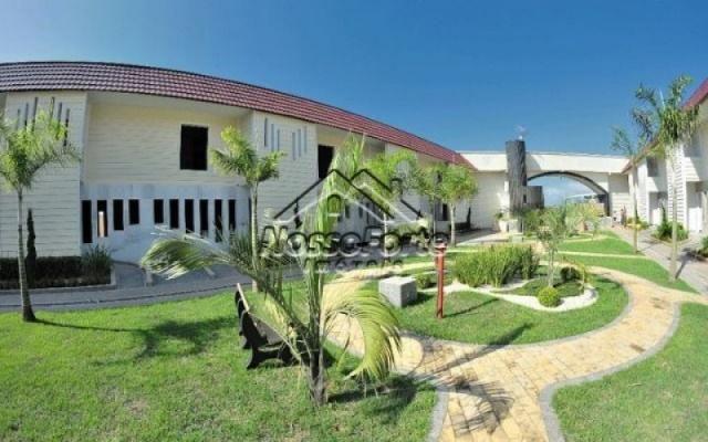 Casa sustentável na Mirim em Praia Grande