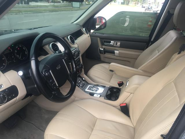 Land Rover Discovery se 3.0 2014 top top 07 lugares - Foto 6