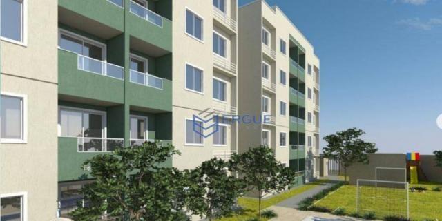 Apartamento residencial à venda, Lagoa Redonda, Fortaleza. - Foto 2