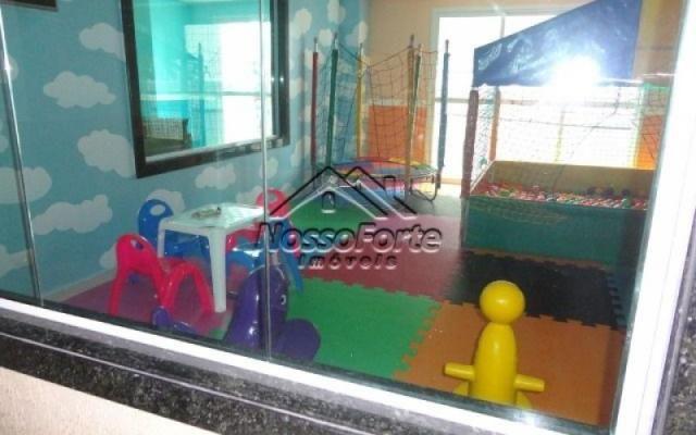 Apartamento na Vila Caiçara em Praia Grande - Foto 12