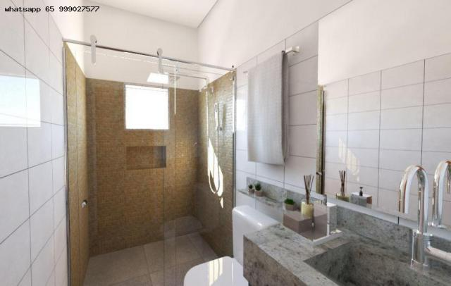 Casa para Venda em Várzea Grande, Nova Fronteira, 2 dormitórios, 1 banheiro, 1 vaga - Foto 9