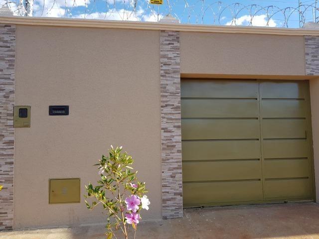 Casa 2Q com suite Brisa da Mata Pego carro como entrada - Plano MCMV