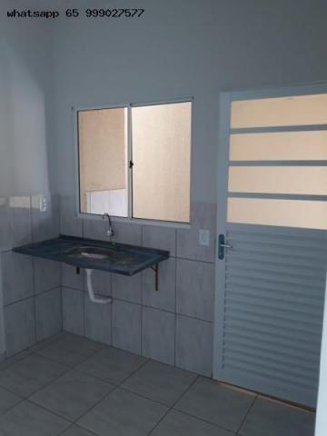 Casa para Venda em Várzea Grande, Paiaguas, 2 dormitórios, 1 banheiro, 2 vagas - Foto 11