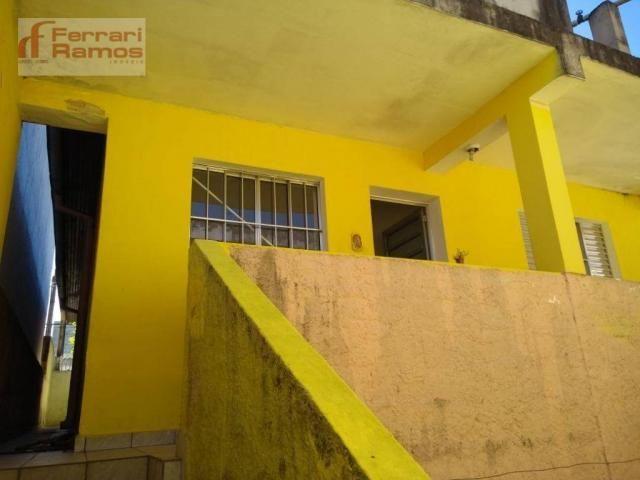 Casa com 3 dormitórios para alugar, 80 m² por r$ 1.350,00/mês - jardim presidente dutra -  - Foto 16