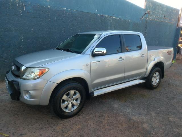 Toyota Hilux 4x4 turbo