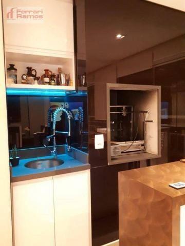 Apartamento com 3 dormitórios à venda, 92 m² por r$ 699.000 - vila augusta - guarulhos/sp - Foto 5