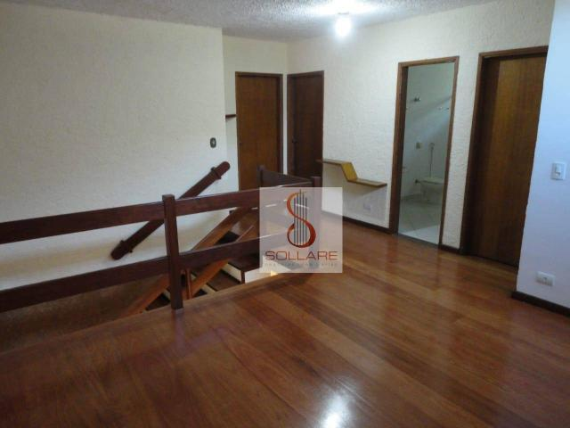 Sobrado para alugar, 338 m² por r$ 6.000,00/mês - jardim apolo - são josé dos campos/sp - Foto 8