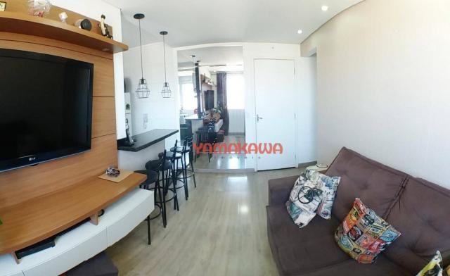 Apartamento com 2 dormitórios à venda, 50 m² por r$ 213.000,00 - cidade líder - são paulo/