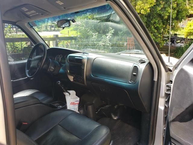 Ranger diesel 2011 3.0 xlt 2x4 top de linha - Foto 6