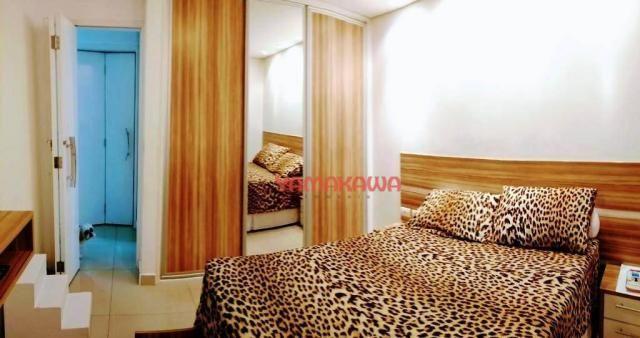 Apartamento em condomínio com 3 dormitórios à venda, 68 m² por r$ 390.000 - itaquera - são - Foto 6
