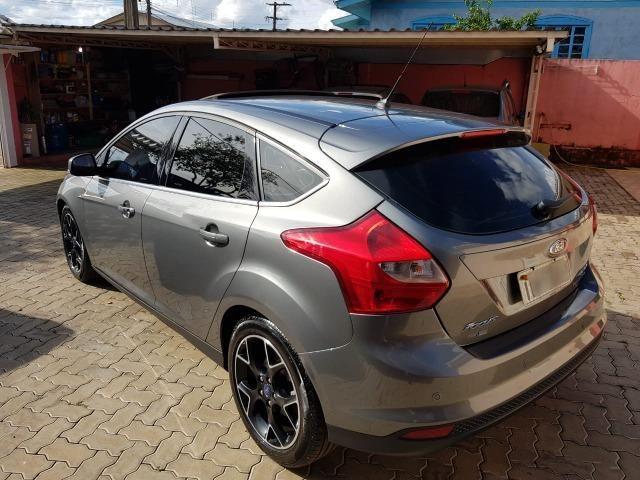 Ford Focus Titanium Plus *Teto Solar* - 2015 - Foto 3