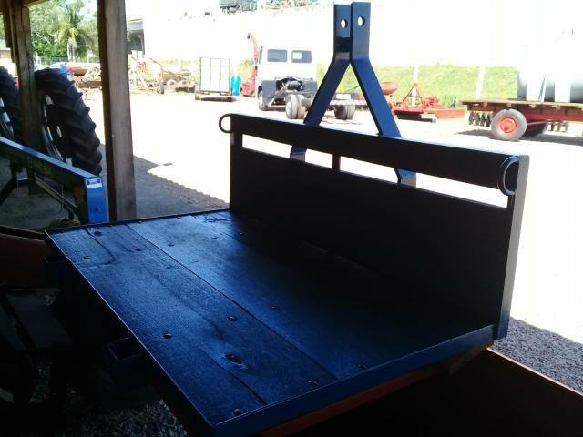 Plataforma hidráulica - Foto 2