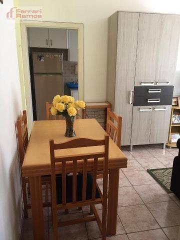 Apartamento com 1 dormitório à venda, 47 m² por r$ 230.000 - macedo - guarulhos/sp - Foto 12
