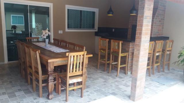 Casa para aluguel, 4 quartos, 1 vaga, brasilia - itapoá/sc - Foto 5