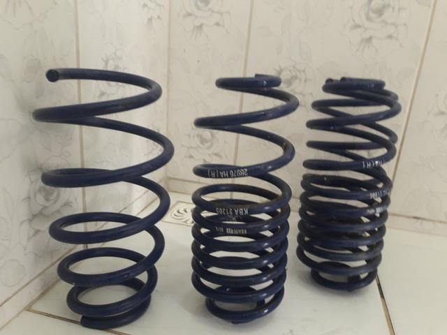 Rodas aro 20 com pneus + molas esportivas do Cruze - Foto 14