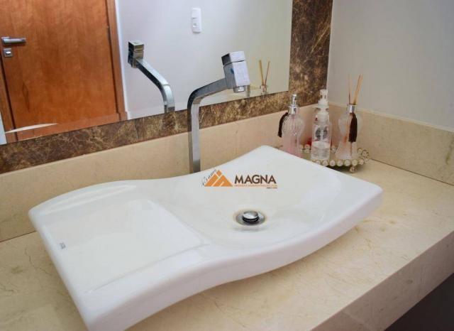 Casa residencial à venda, condomínio residencial ana carolina, cravinhos. - Foto 11