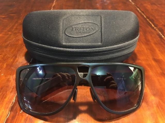 c25f17f5656ce Óculos Triton Alumínio - Bijouterias