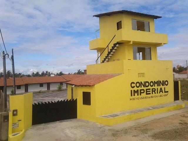 Condomínio na praia de Luís Correia-PI