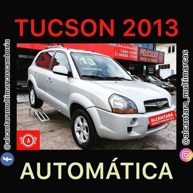 Tucson Automática 2013