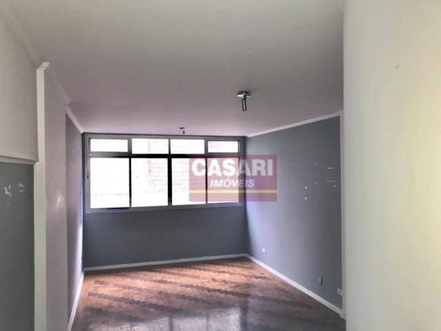 Apartamento com 3 dormitórios, 110 m² - venda ou aluguel - Santa Paula - São Caetano do Su