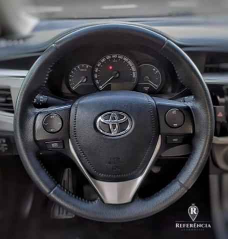 Corolla Gli 1.8 2017 Automático - Foto 8