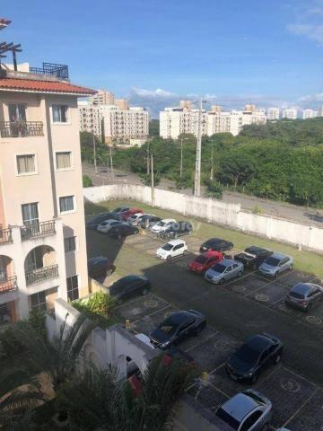 Apartamento com 2 dormitórios à venda, 57 m² por R$ 235.000,00 - Cambeba - Fortaleza/CE - Foto 5