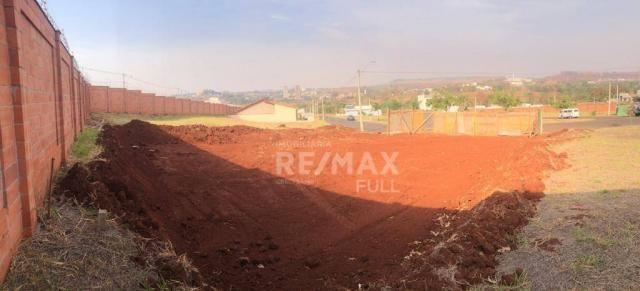 Terreno à venda, 257 m² por R$ 160.000,00 - Bonfim Paulista - Ribeirão Preto/SP